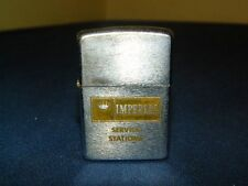VERY RARE 1969 IMPERIAL SERVICE STATIONS ZIPPO LIGHTER