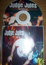 JUDGE JULES DJ MIX CD - VOL.5 ( TRANCE - LISTEN )