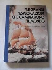AA.VV - LE GRANDI ESPLORAZIONI CHE CAMBIARONO IL MONDO SELEZIONE READER'S DIGEST