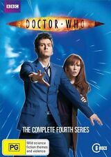 Doctor Who : Series 4 (DVD, 2011, 6-Disc Set) BBC