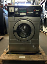 Ipso Iwf018 Washer 18lb Coin 220v 13ph Reconditioned