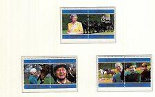 (74168) Samoa Queen Golden Wedding 1997 Stamps - MNH U/M Mint