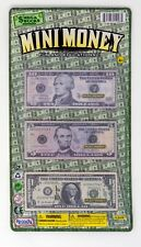 90-pc Megabucks Toy Play Money USD $10/$5/$1