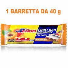 Proaction Fruit Bar Endurance 1 Barretta Energetica da 40 g. Carboidrati