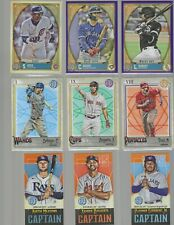 2021 Topps Gypsy Queen - SP - Inserts - Color Variations - Green