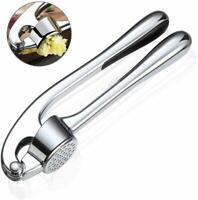 Knoblauchpresse Edelstahl Garlic Press Knoblauch Crusher Praktischer Küchenher