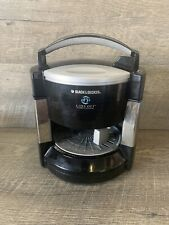Black & Decker Lids Off Automatic Electric Jar Opener Jw200 Chrome / Black