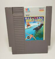 World Games - (Nintendo NES) Cleaned, Tested, Authentic! Game Only
