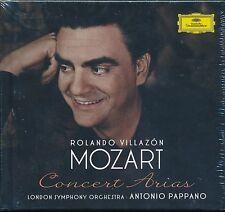 Rolando Villazon London Symphony Antonio Pappano Mozart Concert Arias CD NEW