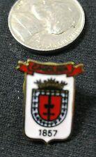 Pin .Escudo de Carolina. Puerto Rico.