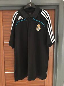 Real Madrid Polo T Shirt Xl