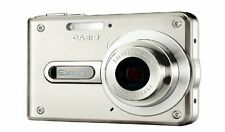 Casio EX-S100 EXS100 Silver Digital Camera USED IN VERY GOOD WORKING CONDITION