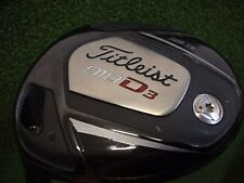 Titleist Golf 910 D3 Titanium Driver 10.5° Head Only Left Hand
