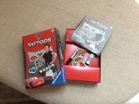 Cars 2 - Tattoos, Ravensburger, Tattoos selber malen ab 6 Jahren