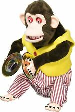 YAMANI Toy Story Musical Jolly Chimp Monkey Naughtiness Cymbals Rare 9510