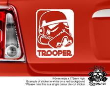 Star Wars Sticker Skywalker Empire Jedi Storm Trooper Car Bedroom 34 COLOURS!!