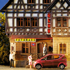 LS5920 - Busch 5920 étiquette LUMINEUX Lauflichtwerbung avec Lichtfolge Werbe