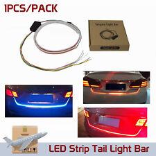 "48"" LED STRIP TAIL LIGHT TAILGATE BRAKE REVERSE TURN SIGNAL LAMP BAR TRUCK Ford"