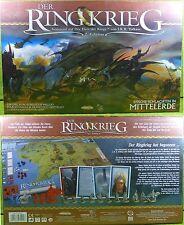 Der Ringkrieg - 2. Edition, Herr der Ringe, Brettspiel, Neu&OVP