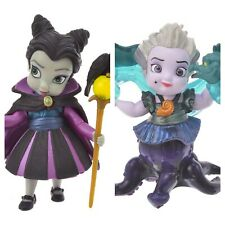 Disney Animators Collection Figure Set Maleficent and Ursula Japan Disney Store