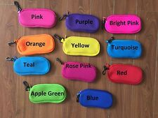 Neoprene Sunglasses Case Purse Wallet Coin Purse Make up Bag Pencil Case