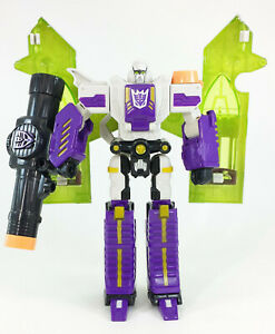 TRANSFORMERS ROBOTS IN DISGUISE RID HASBRO 2006 VOYAGER CLASS MEGATRON LOOSE