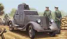 Hobby Boss 1/35 Soviet BA-20M Armored Car #83884  *New Release*