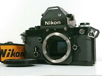 [Exc+5] Nikon F2 S F2S BLACK Photomic DP-2 35mm Film camera Body Only from JAPAN