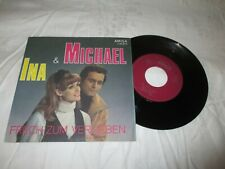 1971  INA & Michael - Vinyl Single AMIGA 450 810