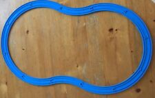 12 x Tomy Thomas & Friends Trackmaster Curved Track Pieces Blue Loop Train Lot