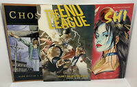 Dark Horse TPB Comic Lot Chosen End League 1 Shi Ju Nen Millar Remender Tucci