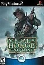 Medal of Honor: Frontline (Playstation 2) PS2 COMPLETE!