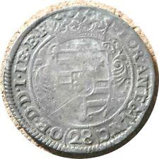 elf Germany Jever Lordship 28 Stuber 2/3 Thaler Gulden c.1640