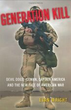 Generation Kill: Devil Dogs, Iceman, Captain America and The New Face of America