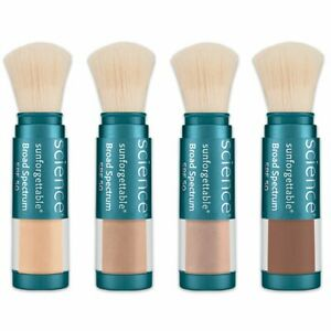 Colorescience Sunforgettable Brush On Sunscreen SPF50
