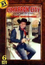 Cimarron City Complete Series 0011301634368 With Dan Blocker DVD Region 1