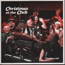 MARILLION (cardsleeve) Christmas at the Club DVD Fanclub Promo Message 2017 Xmas
