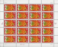 Scott # 3272 - 33 Cent - Chinese New Year - Year of the Rabbit - MNH Mint Sheet