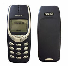 Nokia 3310 Original Unlocked Classic Cell Phone Dark Blue GSM 900/1800 Free Ship