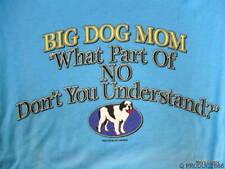 Big Dogs T - shirt  Shirts Tee Tank Top Blouse women NWT Cotton Logo Graphic 3XL