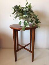 Vintage Folding Side Table Plant Stand G Plan Poul Hundevad Mid Century Retro