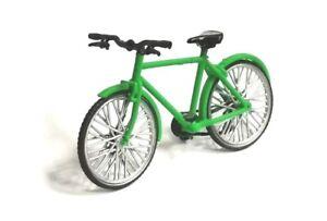 Exclusive! bicycle green handmade 1:43