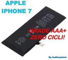 "BATTERIA 1960Mah POLIMERI LITIO APPLE IPHONE 7 4,7"" ZERO CICLI A1660 A1778 0 NK"