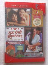 Shudh Desi Romance Sushant Singh Rajput 2 DVD Hindi movie bollywood India