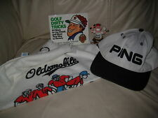 LOT OF 4 GOLF ITEMS - ALL ESTATE SALE FINDS!