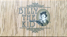 Pocket Knive - Billy The Kid Pocket Knive Nice Historical Bio On The Outlaw!
