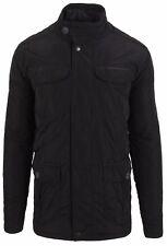 VAN SANTEN & VAN SANTEN Winter Jacke Parka Mantel Jacket Coat Größe L Schwarz