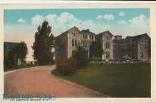 Postcard The Hospital Batavia Ny