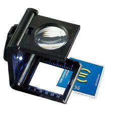 5 x loupe pliable-Lecteur de main avec LED-Produit Phare