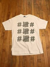 UNDEFEATED X BEEN TRILL 3m SIZE LARGE UNION STUSSY LA SUPREME VLONE OFF-WHITE